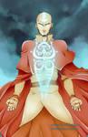 Aang and Raava