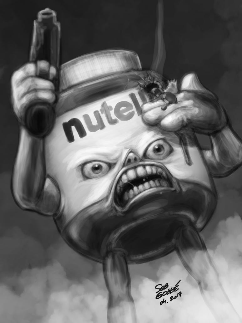 Totally Nuts ! by SebGobb