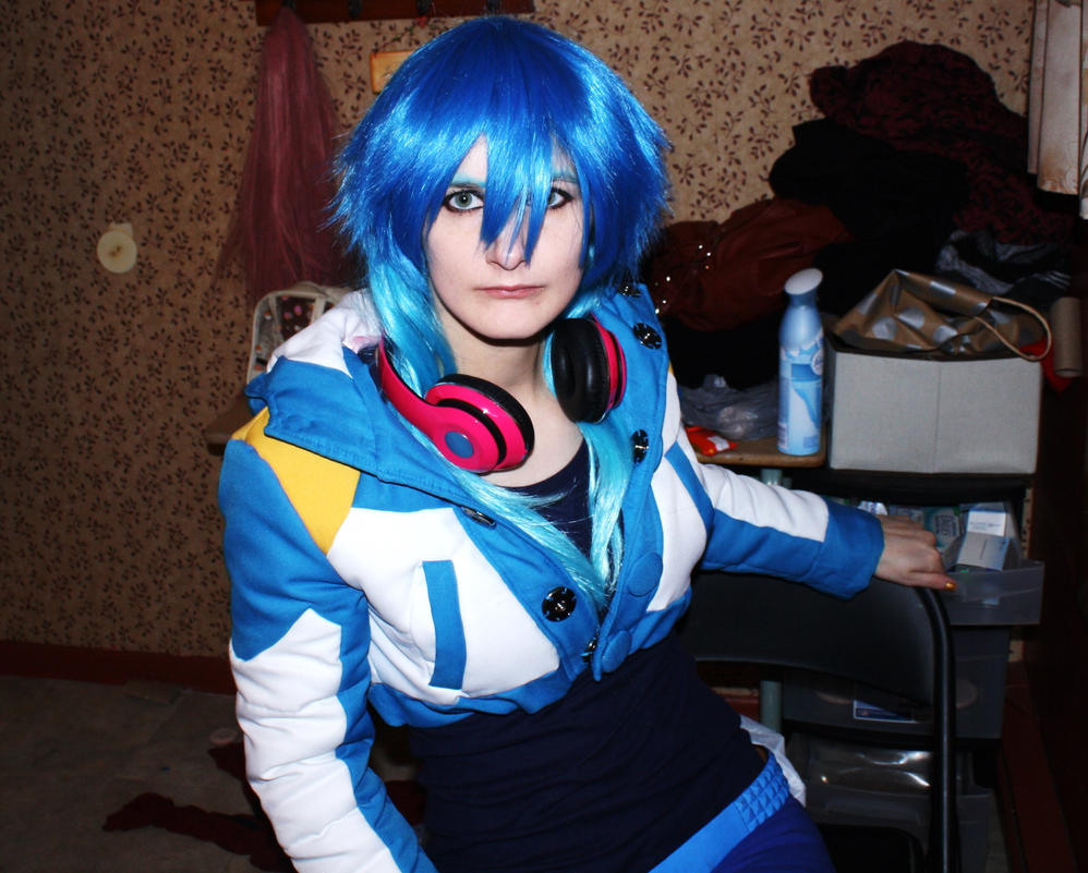Aoba cosplay :D by HopelesslyXHopeful16