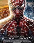 Spider-Man 4 fan made poster