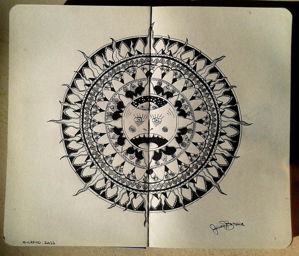Sun Mandala by GiulianoBompeixe