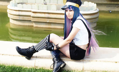 Stocking Cosplay III by Nymstark