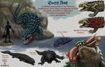 Creature Design: The River Tsar