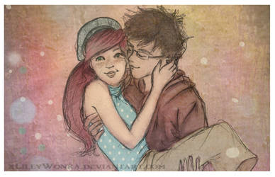 fell for you again somehow by xLillyWonka