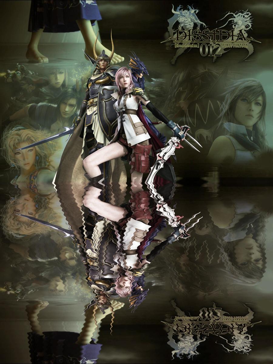 final fantasy dissidia 012 duodecim ending a relationship