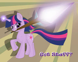 Got Staff? by COBilly