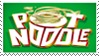 Pot Noodle Stamp by Detective-May
