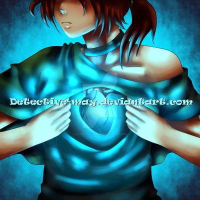 The Fire Heart Maiden