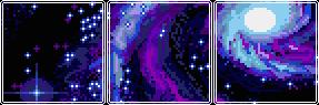 F2U: Galaxy (Divider)