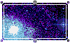 Stamp|Galaxy by RandomnessRandom