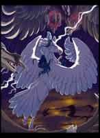 SA | Skyfall | Birds of Prey Event by JourneyHorse
