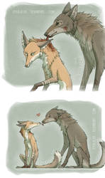 Cleaning Wounds by Ryukocha