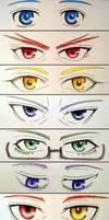 Kuroko no Basuke: Eyes