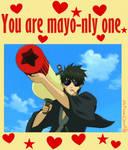Gintama Valentine: You are Mayo-nly One