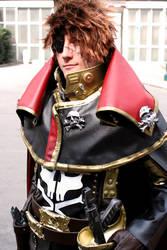 Cosplay Captain Harlock / Albator