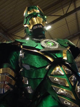 Cosplay Iron Lantern