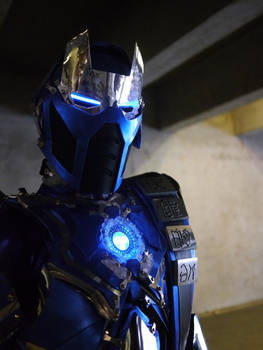 Cosplay Iron Sub-Zero