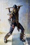 Cosplay Scorpion