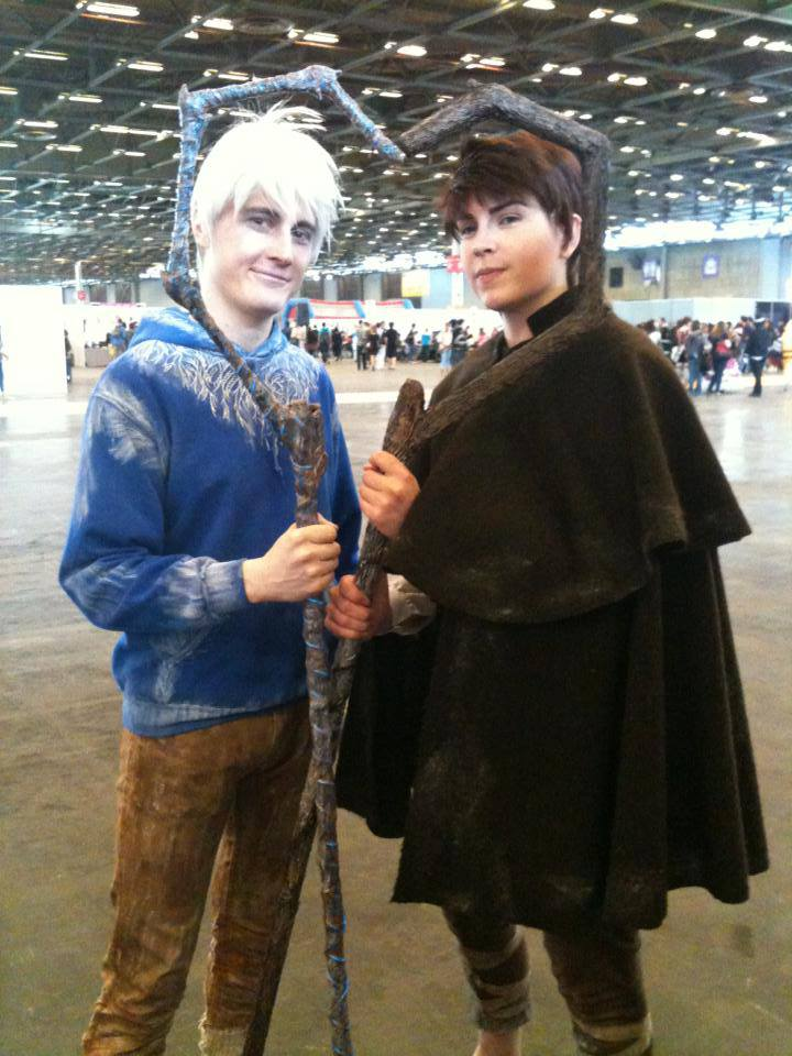 Extrêmement Cosplay Jack Frost by CosplayQuest on DeviantArt ZC79