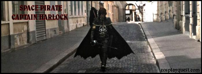 Space Pirate Captain Harlock the 2013 movie