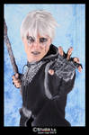 Evil Jack Frost cosplay