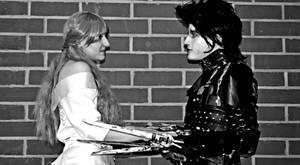Edward Scissohands cosplay