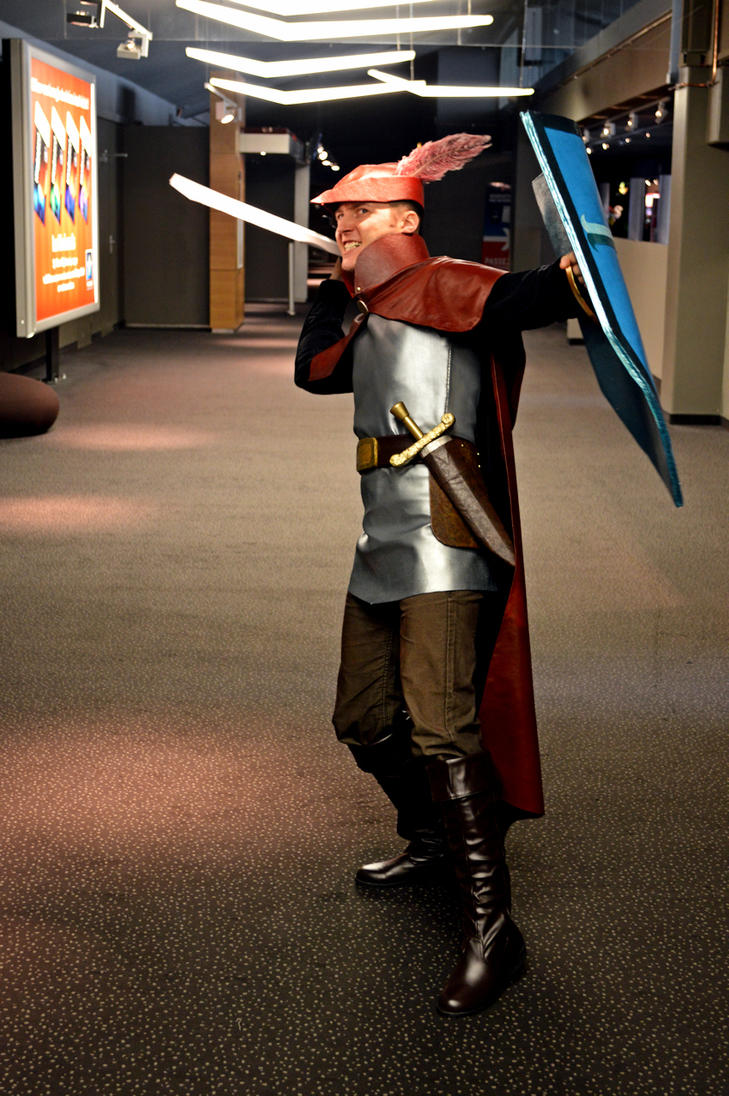 Prince Philip Cosplay by CosplayQuest