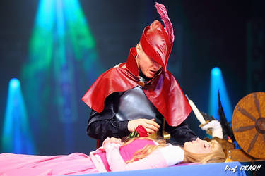 Sleeping Beauty Prince Philip Cosplay