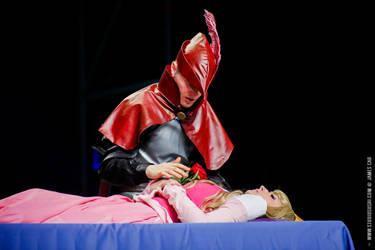 Sleeping Beauty and Prince Philip Cosplay