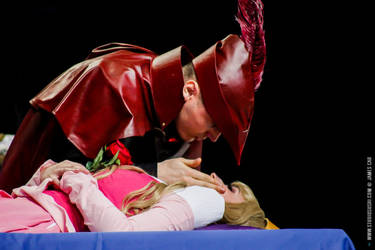 Sleeping Beauty and Prince Philip Cosplay