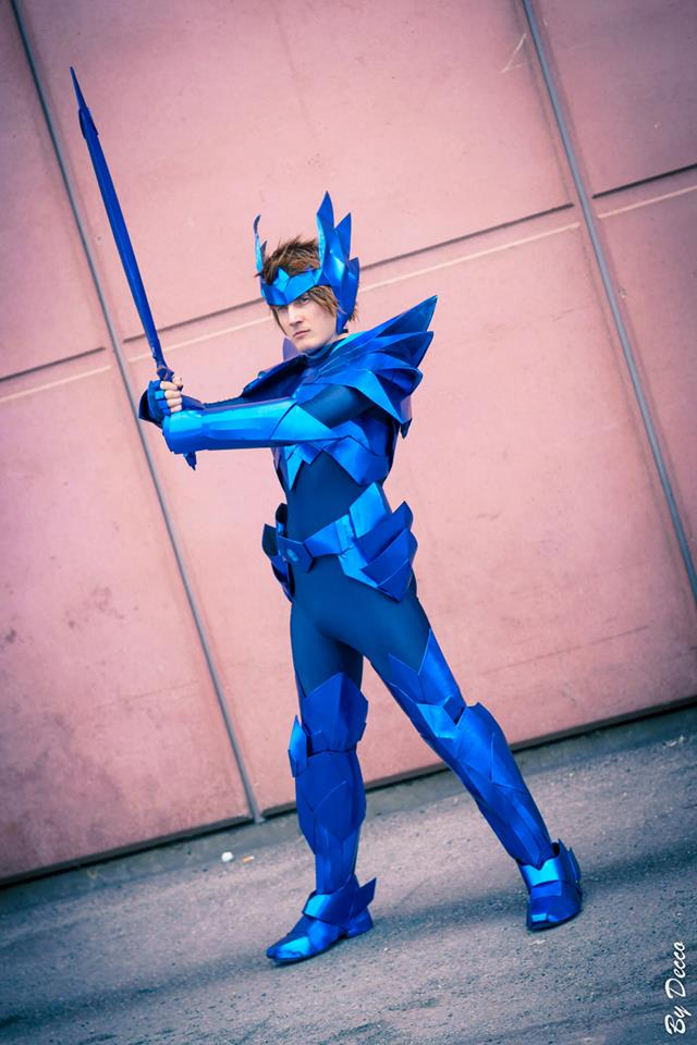 Saint Seiya Odin Cloth Cosplay by CosplayQuest