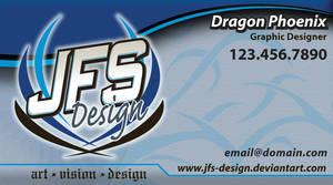 JFS Business Card -mock-