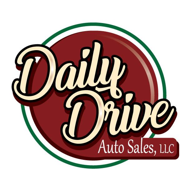 Daily Drive logo 2 by JFS-Design