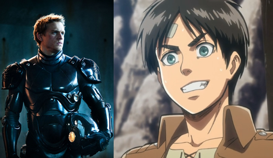Raleigh Becket and Eren Yeager Team-up by Fail-Seeker