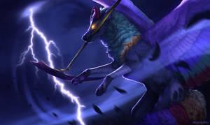 Stormlord by Noxaunu