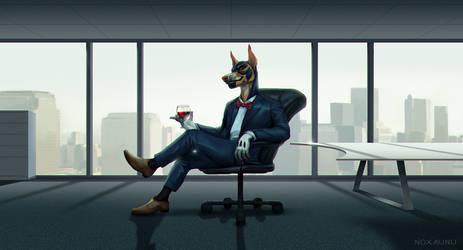 [C] Businessman