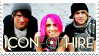 Icon For Hire Stamp by LeaveTheKing
