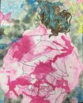 Rose Girl Print