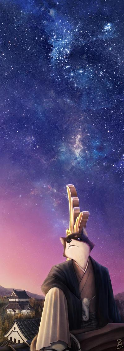 Under the Stars by Koru-Xypress