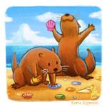 #19 Treasure Hunters by Koru-Xypress