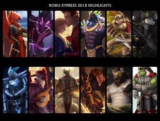 Koru Xypress 2018 Highlights by Koru-Xypress