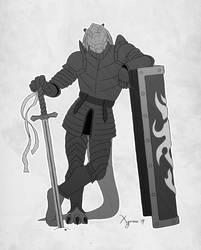 Commission: Crusadra by Koru-Xypress