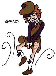 Eisfest2009--Edward by AThousandRasps