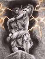 Thor's Lightning by AThousandRasps