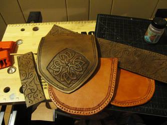 Celtic Knot Bag WIP 3 by AThousandRasps
