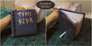 Wee Book of Time Magic by AThousandRasps