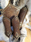 Tree of Life Gauntlets and Greaves