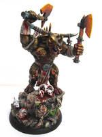 Taurox the Brass Bull by AThousandRasps