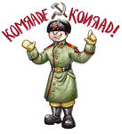 Komrade Konrad by AThousandRasps