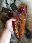 Knife Sheath Comparison by AThousandRasps